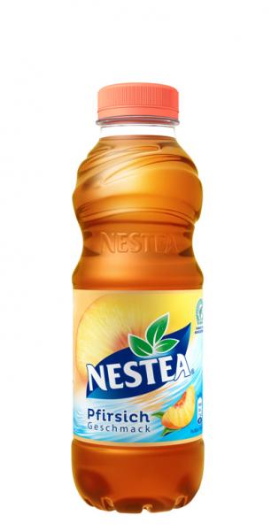 Nestea - Peach, 0.5l - PET Bottle