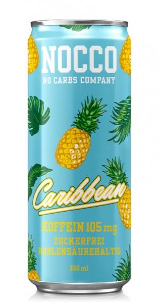 NOCCO BCAA - Caribbean, 0.33l - Can