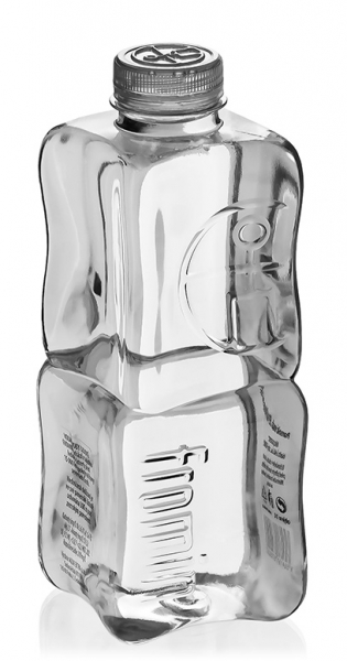fromin Water - Water from the Ice Age, still, 1l - PET Bottle