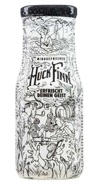 Huck Finn - Functional Milch, 0,25L - Glas-Flasche