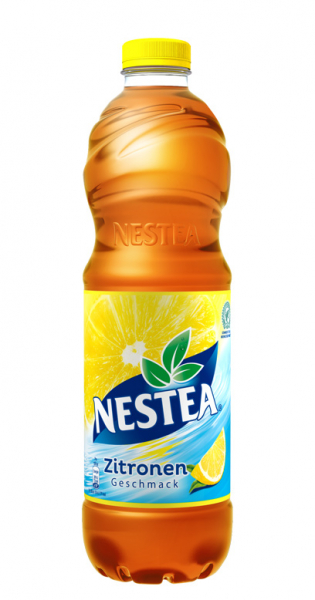 Nestea Ice Tea - Zitrone, 1500ml - PET-Flasche