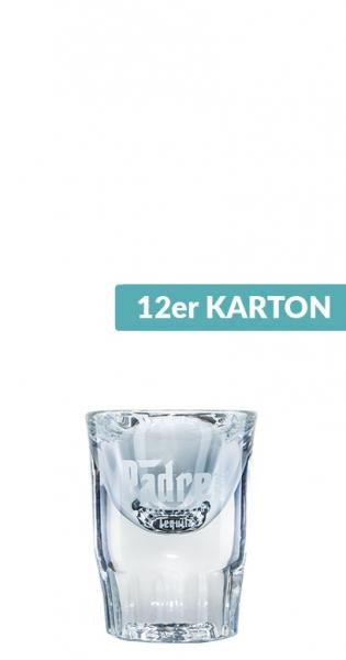 Padre Azul - 12x Shot Gläser, 2cl