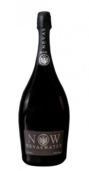 Nevas Water Magnum - Premium Cuvée Water, sparkling, 1500ml - Glas-Flasche