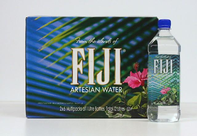 Fiji Water - Premium Water in a multipack