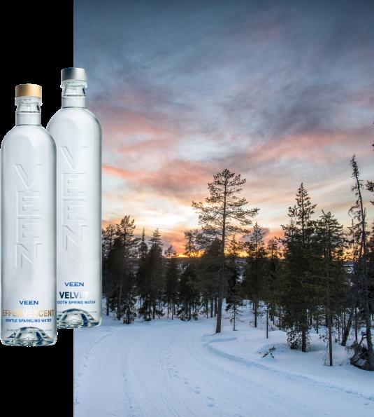 VEEN Water - Quellwasser aus Finnland