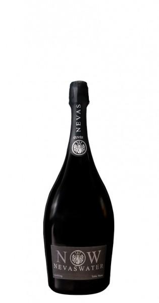 Nevas Water - Premium Cuvée Water, sparkling, 750ml - Glas-Flasche