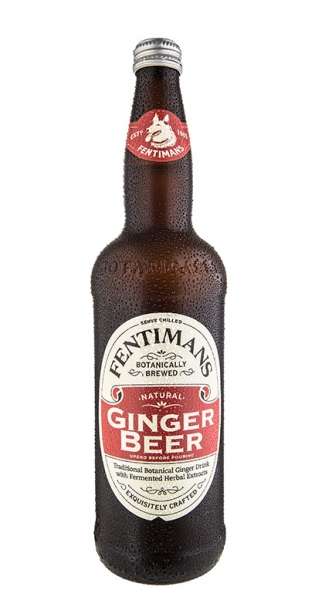 Fentimans - Ginger Beer, non-alcoholic, 0.75l - Glass Bottle
