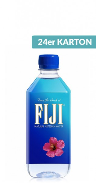 Fiji Water - Premium Water, still, 500ml - 24 PET-Flaschen
