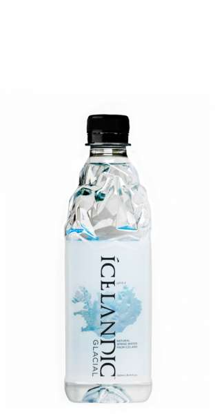 Icelandic Glacial Wasser - still, 0,5L - PET-Flasche