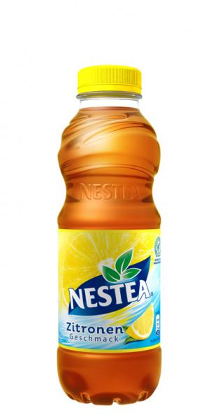 Nestea Ice Tea - Zitrone, 500ml - PET-Flasche