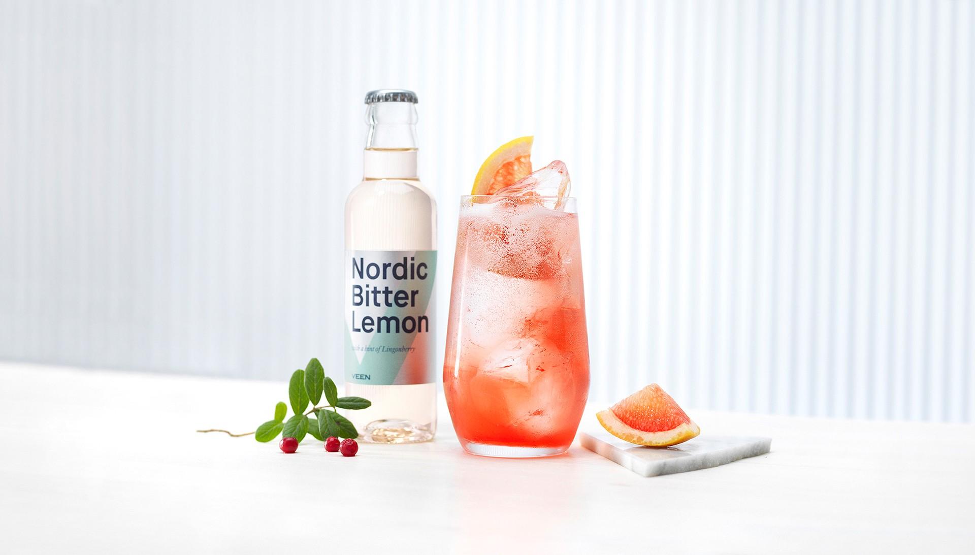 Veen Mixers - Nordic Bitter Lemon