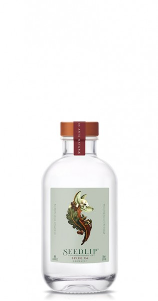 Seedlip - Non Alcoholic Spirit, Spice 94, 200ml - Glas-Flasche
