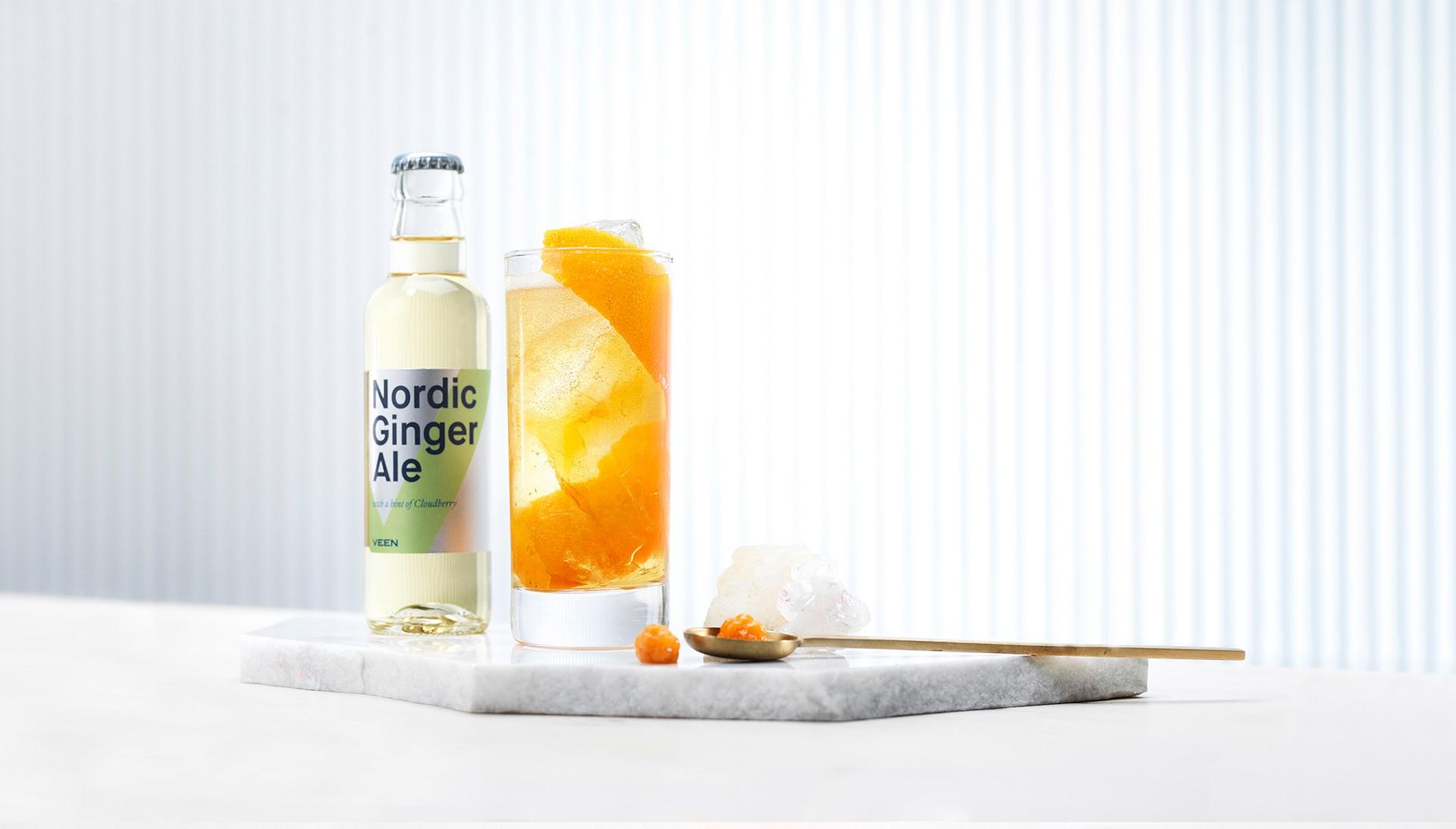 VEEN Mixers - Nordic Ginger Ale