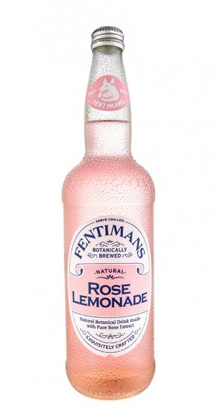 Fentimans - Rose Lemonade, 750ml - Glas-Flasche