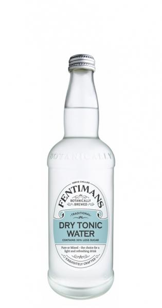 Fentimans - Dry Tonic Water, 500ml - Glas-Flasche