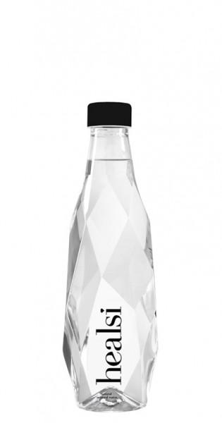 healsi Water - Diamant Water, crystal, still, 500ml - PET-Flasche