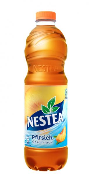 Nestea Ice Tea - Pfirsich, 1500ml - PET-Flasche