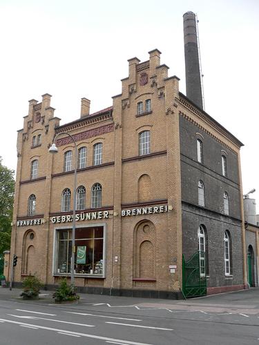 Kölsch Brauerei Sünner in Köln