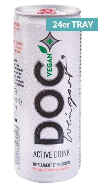 Doc Weingart - Sport Active Drink, 250ml, Vegan - 24 Dosen
