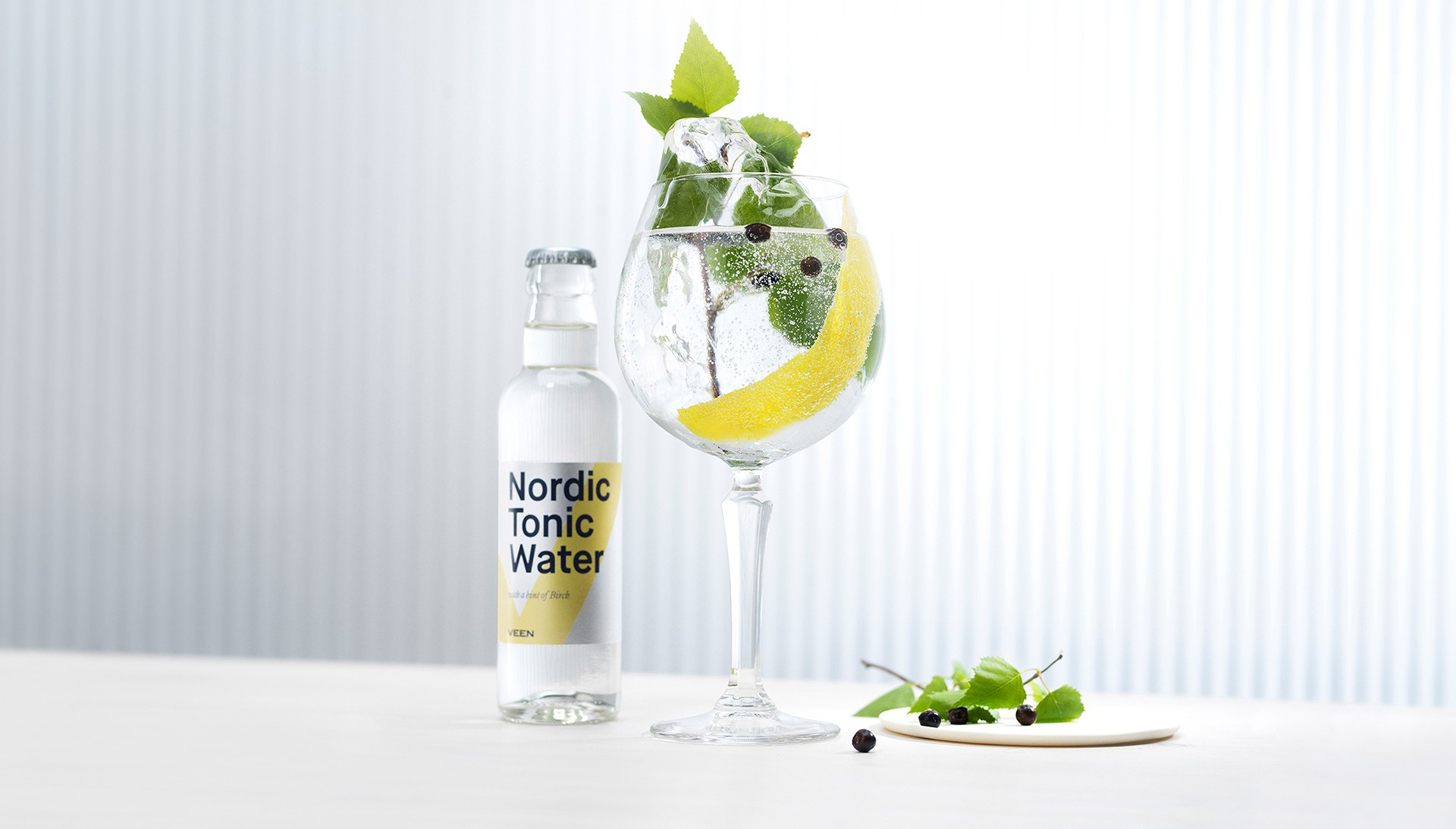 Veen Mixers - Nordic Tonic Water