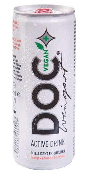 Doc Weingart - Sport Active Drink, 250ml, Vegan - Dose