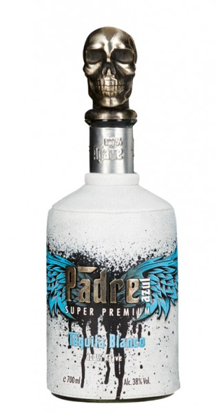 Padre Azul - Tequila Blanco, 0.7l - Glass Bottle