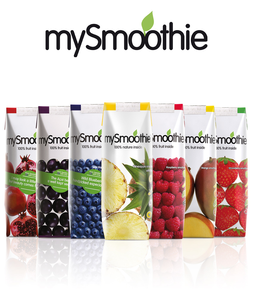 Healthy Smoothies from MySmoothie