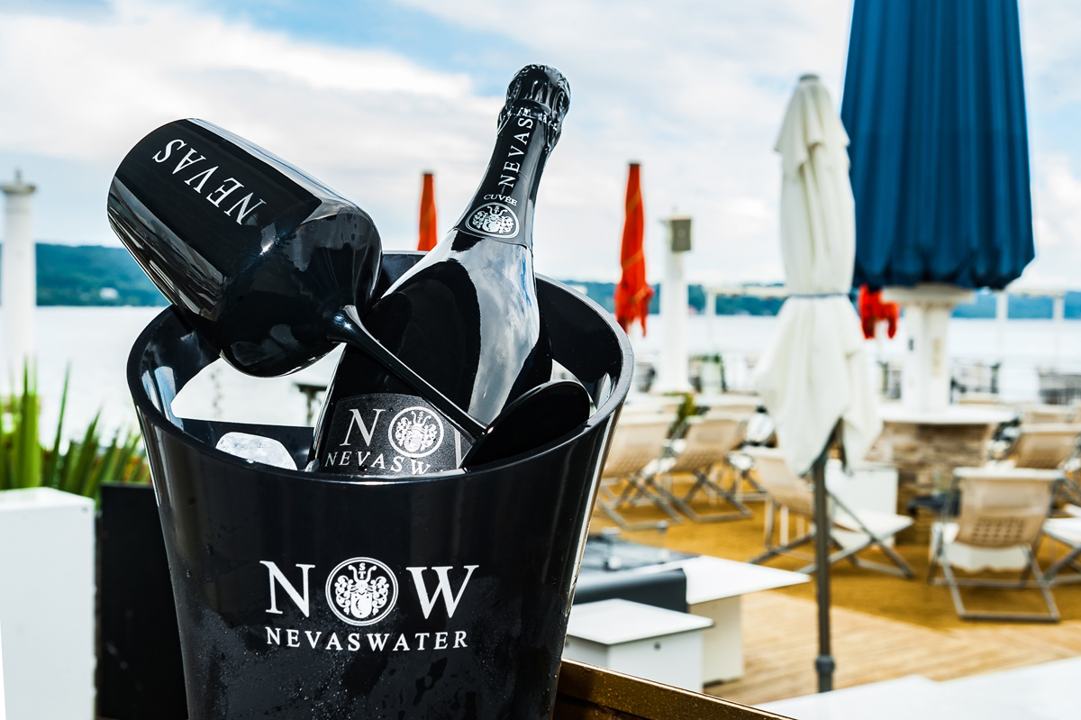 Nevas Water Cuvee - Luxus Wasser