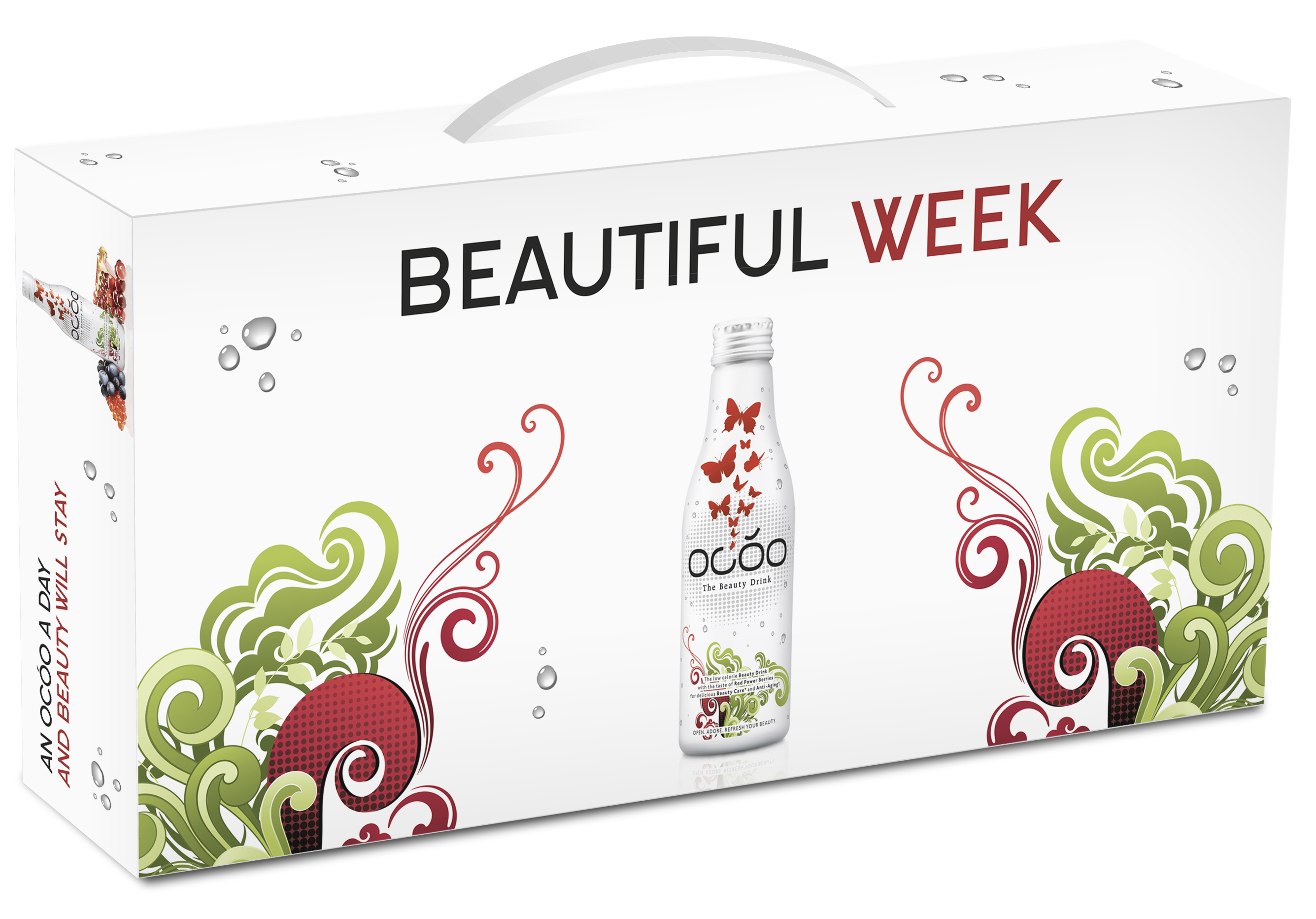 OCOO Beauty Drink Weekpack