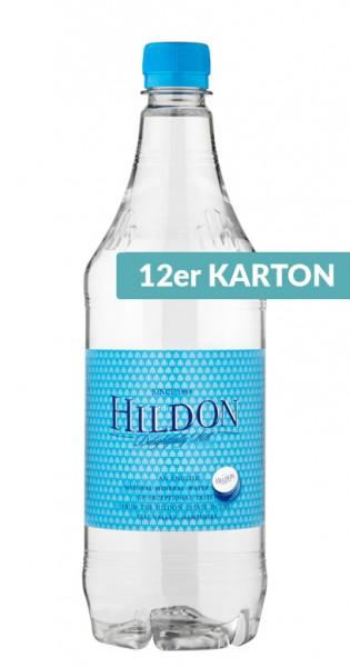Hildon Water - Mineralwasser, still, 1000ml - 12 PET-Flaschen