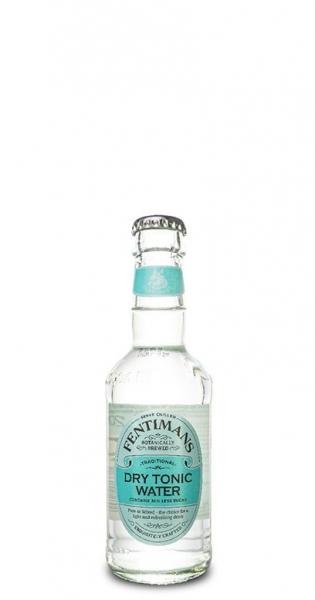 Fentimans - Dry Tonic Water, 200ml - Glas-Flasche