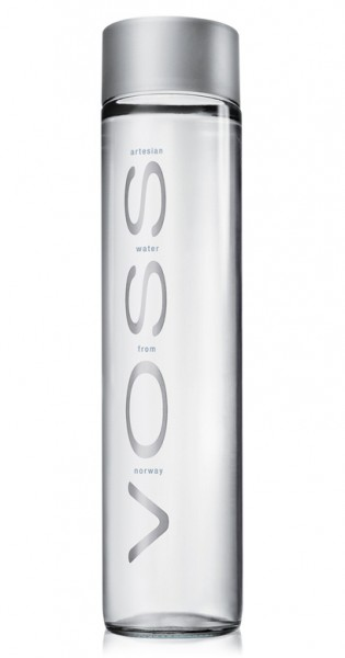 Voss Water - Premium Water - still, 0.8l - Glass Bottle