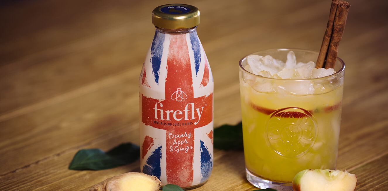 Firefly drink - natural juice drink