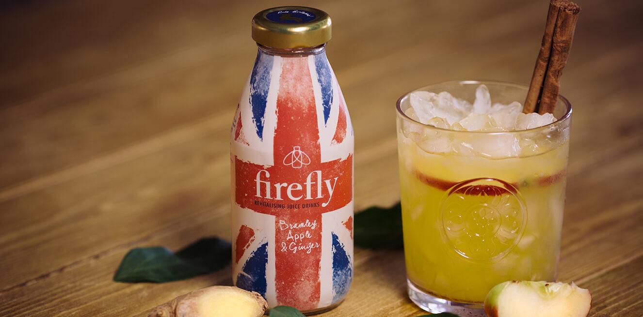 firefly drink - healthy ice tea