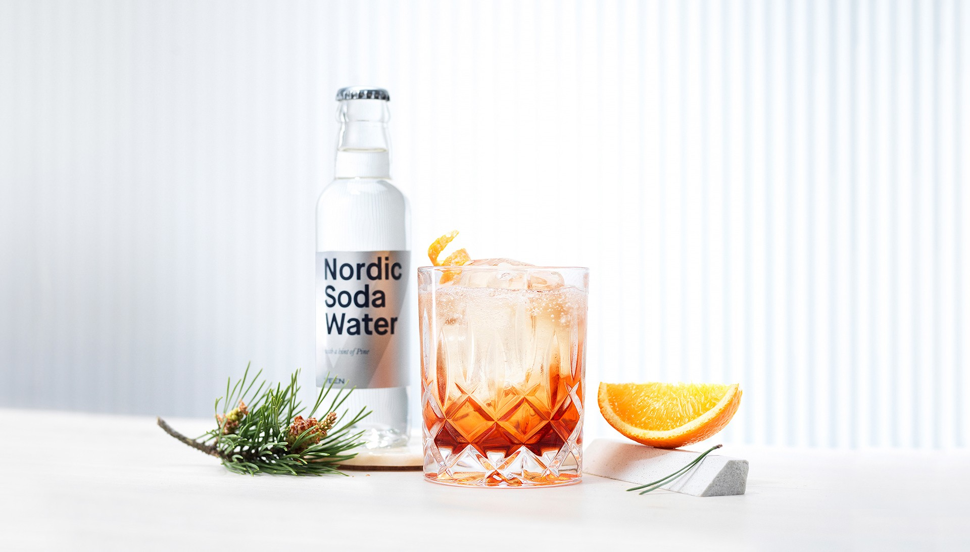 VEEN Mixers - Nordic Soda Water