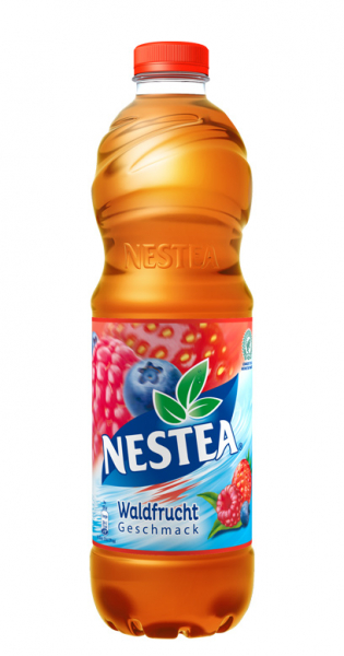 Nestea Ice Tea - Waldfrucht, 1500ml - PET-Flasche