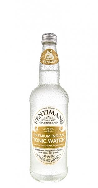 Fentimans - Premium Indian Tonic, 500ml - Glas-Flasche