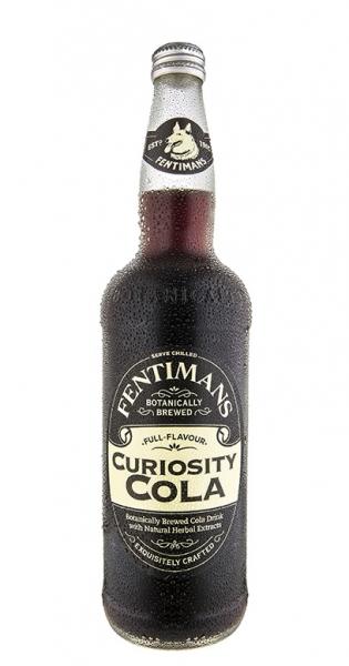 Fentimans - Curiosity Cola, 0.75l - Glass Bottle