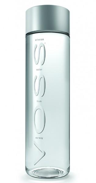 Voss Water - Premium Wasser - still, 850ml - PET-Flasche