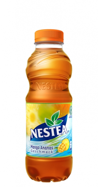 Nestea Ice Tea - Mango Ananas, 500ml - PET-Flasche