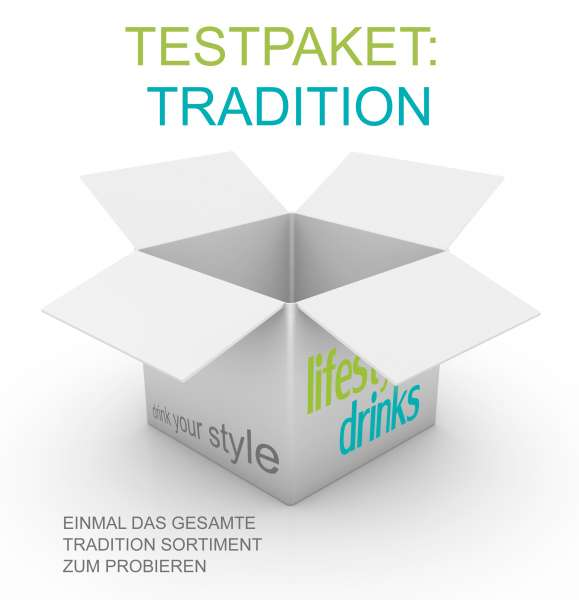 "Testpaket ""Tradition"""