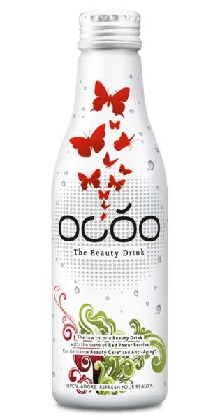 Ocoo - The Beauty Drink, 0,25L - Alu-Flasche