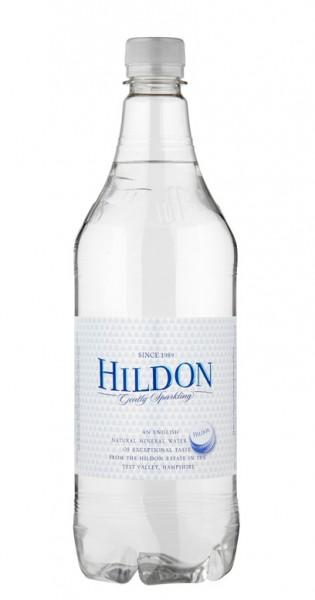 Hildon Water - Mineralwasser, sparkling, 1000ml - PET-Flasche
