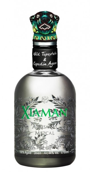 Xiaman - Artisanal Mezcal, 700ml - Glas-Flasche