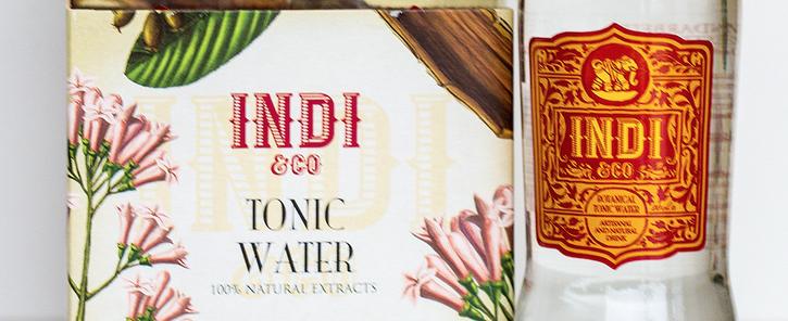 Indi & Co Tonic Water