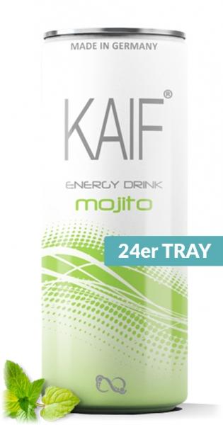 KAIF - Energy Mojito, 250ml - 24 Dosen